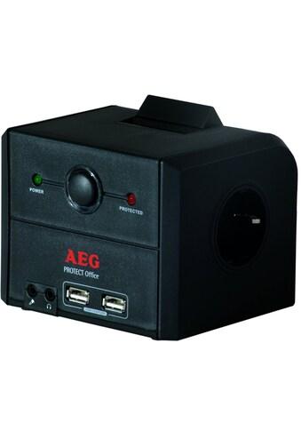 AEG Steckdosenleiste »3 - fach mit Überspannungsschutz« kaufen