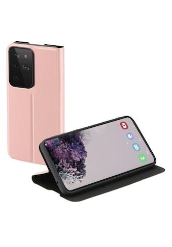 """Hama Smartphone-Hülle »Tasche, Schutzhülle«, Samsung Galaxy S21 Ultra 5G, """"Single2.0""""... kaufen"""