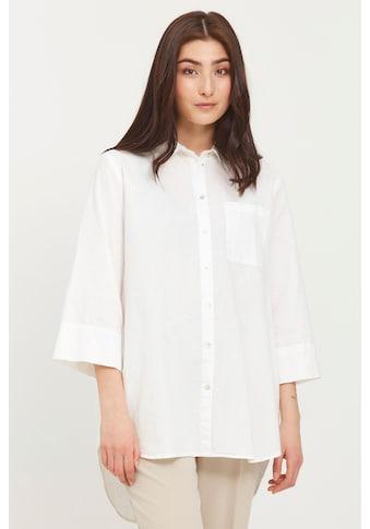 b.young Langarmbluse »b.young Damen Bluse Langarm«, Blusenshirt kaufen