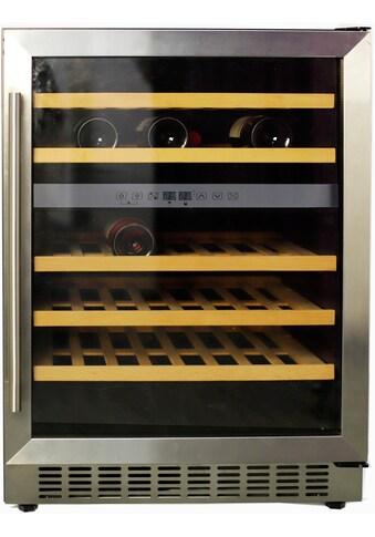 Hanseatic Weinkühlschrank 92525356 JCF - 145S, für 46 Standardflaschen á 0,75l kaufen