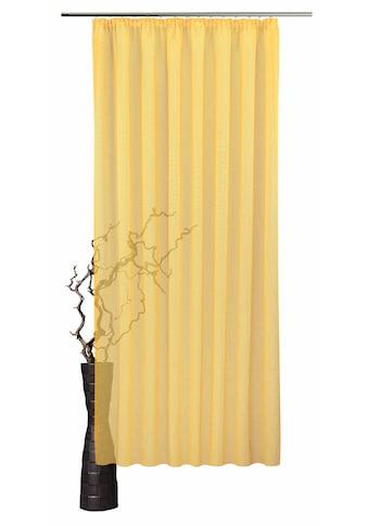 Vorhang, »Lana«, VHG, Kräuselband 1 Stück kaufen