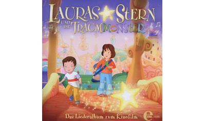 Musik-CD »Lauras Stern und die Traummonster-LA zum Kinofilm / Lauras Stern« kaufen