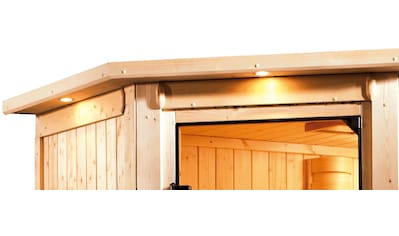 Karibu Sauna »Agneta«, ohne Ofen kaufen