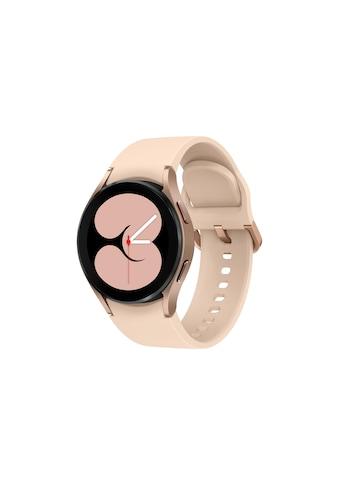 Samsung Smartwatch »Galaxy Watch 4 BT, 40 mm«, (Wear OS by Google) kaufen