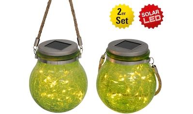 näve LED Gartenleuchte »DEKOGLAS« kaufen