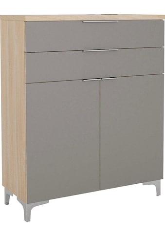 Maja Möbel Schuhschrank »Shino«, 2 höhenverstellbare Einlegeböden, passend für mind. 9... kaufen