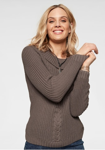 Arizona Carmenpullover »Off-Shoulder«, variabel tragbar kaufen