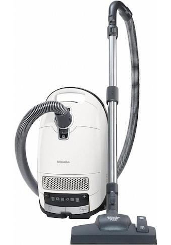 Miele Bodenstaubsauger »Complete C3 Silence EcoLine - SGSK3«, mit Beutel kaufen