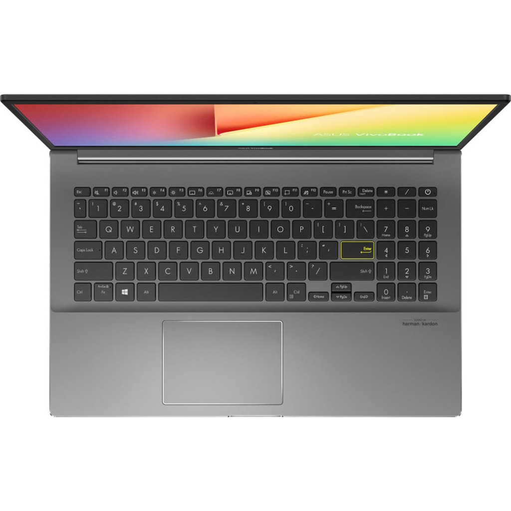 "Asus Notebook »S533UA-KJ121T«, (39,62 cm/15,6 "" AMD Ryzen 7 Radeon Graphics\r\n 1000 GB SSD), Kostenloses Upgrade auf Windows 11, sobald verfügbar"