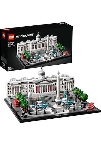 LEGO® Konstruktionsspielsteine »Trafalgar Square (21045), LEGO® Architecture«, (1197... kaufen