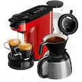 Senseo Kaffeepadmaschine SENSEO® Switch HD6592/80
