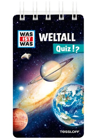 Buch »WAS IST WAS Quiz Weltall / DIVERSE« kaufen