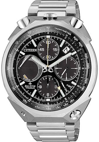Citizen Chronograph »Promaster Tsuno , AV0080 - 88E« kaufen