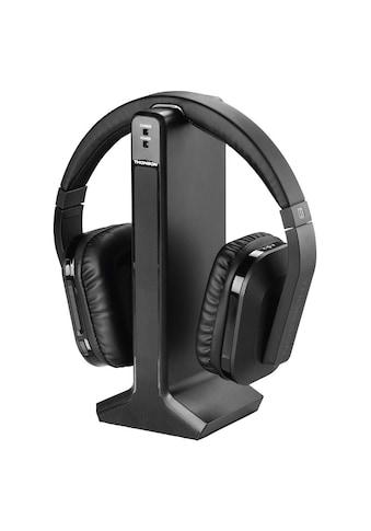 Thomson Funkkopfhörer, kabelloser TV, HiFi Over - Ear Kopfhörer »Digitaler Eingang, 8h Akku« kaufen