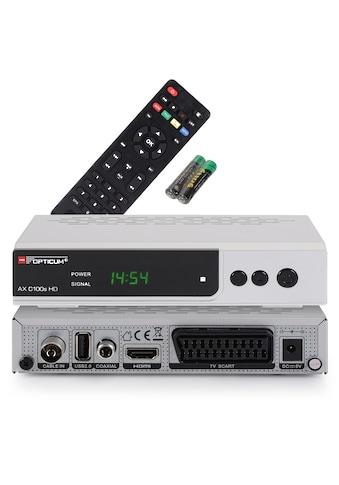 Opticum Red Kabel-Receiver »AX C100s HD« kaufen