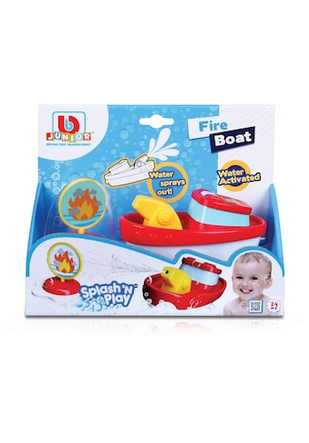 bbJunior Badespielzeug »Splash Fire Boat«, mit Wassersprühfunktion kaufen