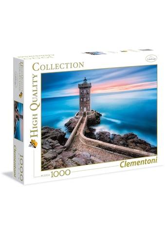 """Clementoni® Puzzle """"Der Leuchtturm"""" kaufen"""
