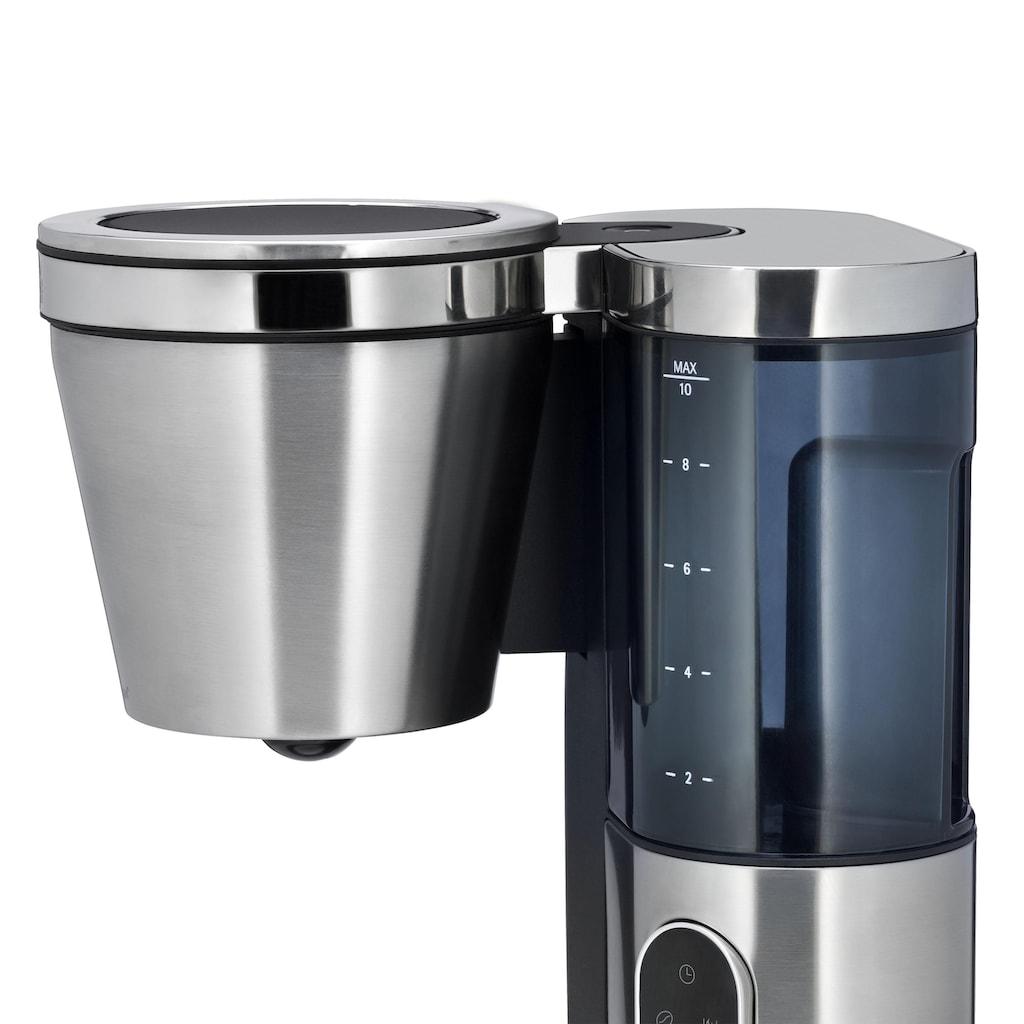 WMF Filterkaffeemaschine »Lumero Aroma«, Papierfilter, 1x4, mit Thermokanne