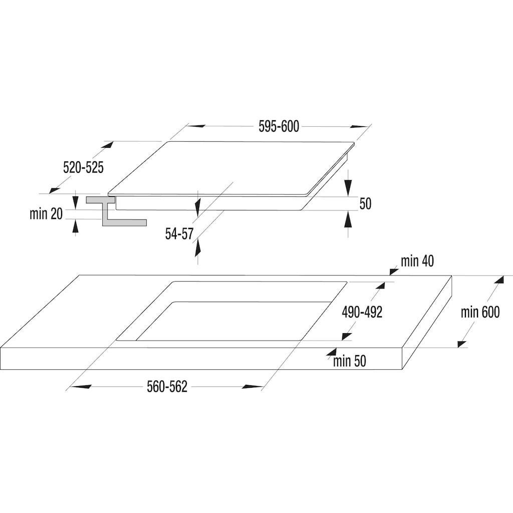GORENJE Backofen-Set »PACIFIC Pyrolyse«, BOP737E301X, mit 2-fach-Teleskopauszug, Pyrolyse-Selbstreinigung