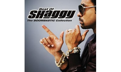 Musik-CD »BEST OF - THE BOOMBASTIC C / Shaggy« kaufen