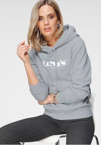Levi's® Hoodie »Graphic Standard«, mit aufgesetztem Logoprint auf der Vorderseite kaufen