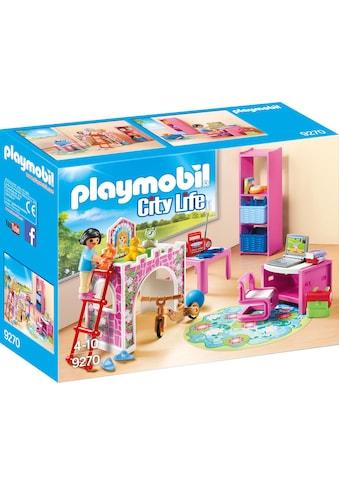 Playmobil® Konstruktions-Spielset »Fröhliches Kinderzimmer (9270), City Life«, Made in... kaufen