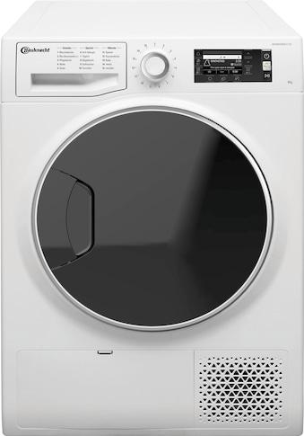 BAUKNECHT Wärmepumpentrockner T Sense D 8X3E DE, 8 kg kaufen