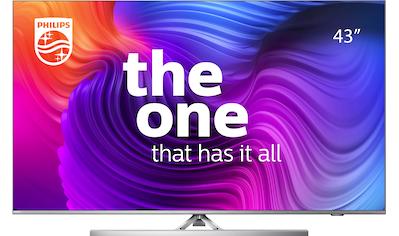 "Philips LED-Fernseher »43PUS8506/12«, 108 cm/43 "", 4K Ultra HD, Smart-TV kaufen"
