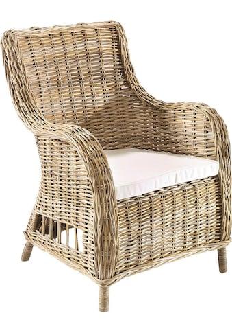 locker Sessel »Aberdeen«, Rattan kaufen