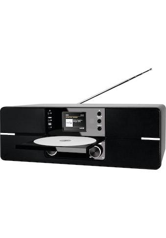 TechniSat Radio »DIGITRADIO 371 CD IR«, (Bluetooth-WLAN UKW mit RDS-Digitalradio (DAB+) 10 W) kaufen