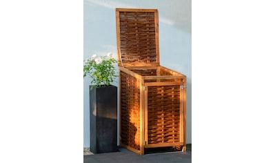 dobar Mülltonnenbox, 120l, BxTxH: 60x80x115 cm kaufen