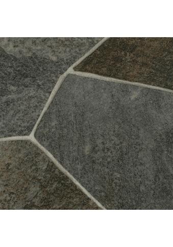 BODENMEISTER Packung: Vinylboden »PVC Bodenbelag Steinoptik«, Meterware, Breite 200/300/400 cm kaufen