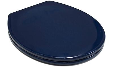 ADOB WC - Sitz »Limone manhattan«, sehr stabil, Edelstahlscharniere kaufen