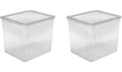 keeeper Aufbewahrungsbox »bea«, (Set, 2 St., 2) kaufen