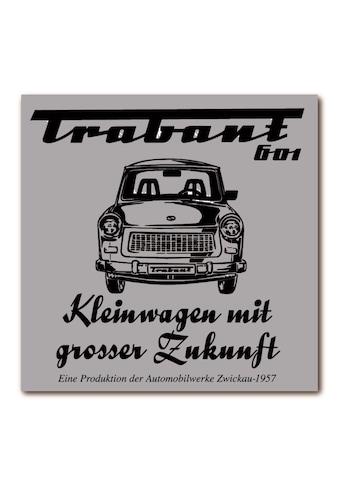 LOGOSHIRT Kühlschrankmagnet in kultigem Trabant-Motiv kaufen