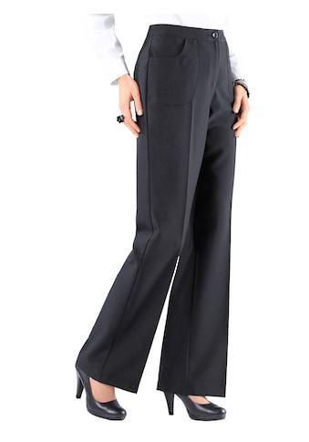 Classic Basics Hose mit streckender Bügelfalte kaufen