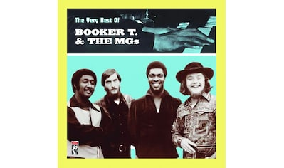 Musik-CD »VERY BEST OF, THE / T,BOOKER & THE M.G.'S« kaufen
