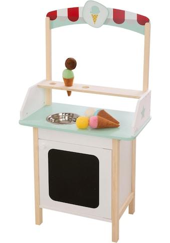roba® Kaufladen »Eisstand«, mit Zubehör kaufen