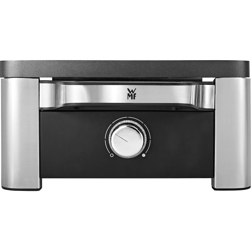 WMF Raclette »LONO«, 8 St. Raclettepfännchen, 1500 W