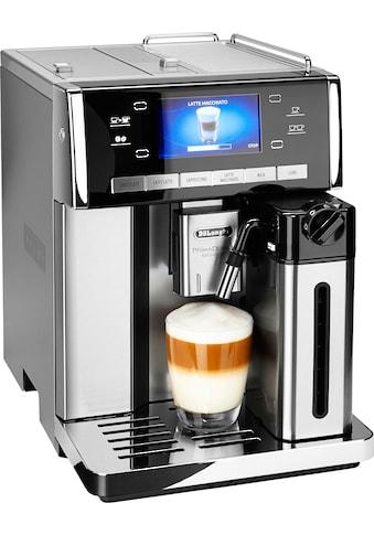 De'Longhi Kaffeevollautomat »PrimaDonna Exclusive ESAM 6900.M«, Trinkschokolade auf... kaufen