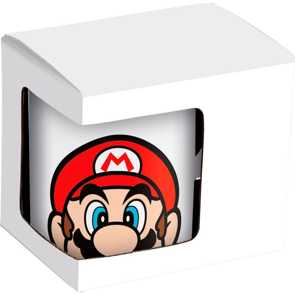 Becher »Super Mario Becher weiss (325 ml)«