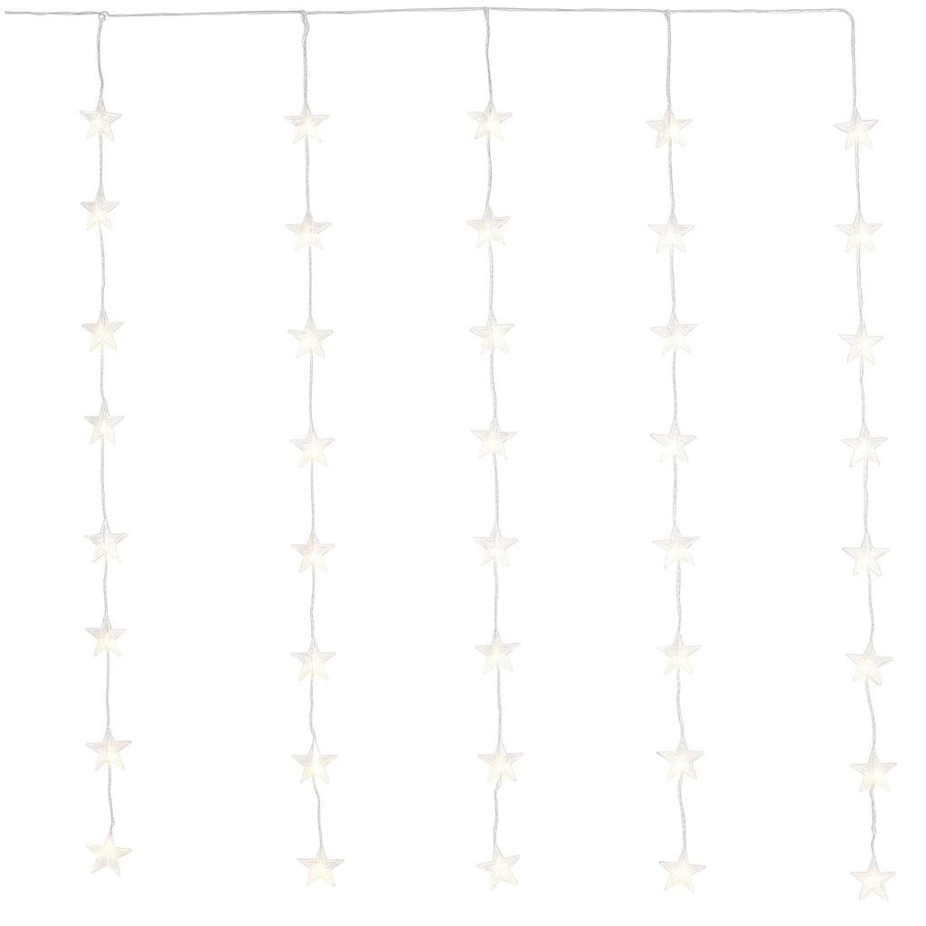 Lichtervorhang, LED-Tür-Vorhang