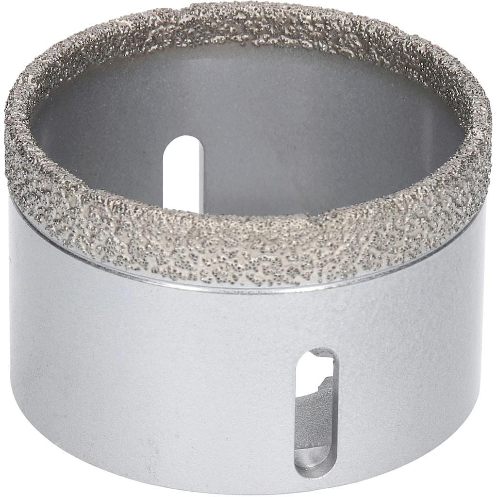 Bosch Professional Diamanttrockenbohrer »X-LOCK Best for Ceramic Dry Speed«, 65 x 35 mm