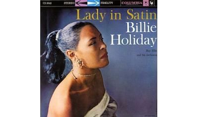 Musik-CD »Lady In Satin / Holiday,Billie« kaufen