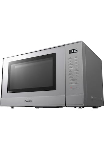 Panasonic Mikrowelle »NN-GT47KMGPG«, Grill, 1000 W kaufen