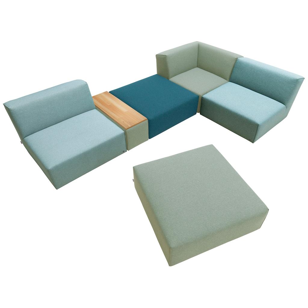 TOM TAILOR Tischelement »ELEMENTS«, Tischplatte in Buche natur, als Couchtisch oder Sofaelement einsetzbar
