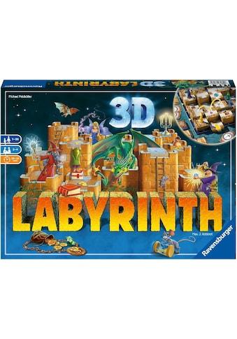 Ravensburger Spiel »3D Labyrinth«, Made in Europe, FSC® - schützt Wald - weltweit kaufen