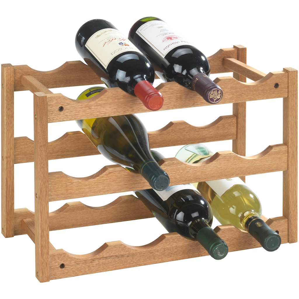 WENKO Weinregal »Norway«, (Set), für bis zu 24 Weinflaschen