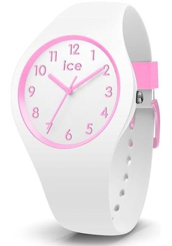 ice - watch Quarzuhr »ICE ola kids  -  Candy white  -  Small  -  3H, 014426« kaufen