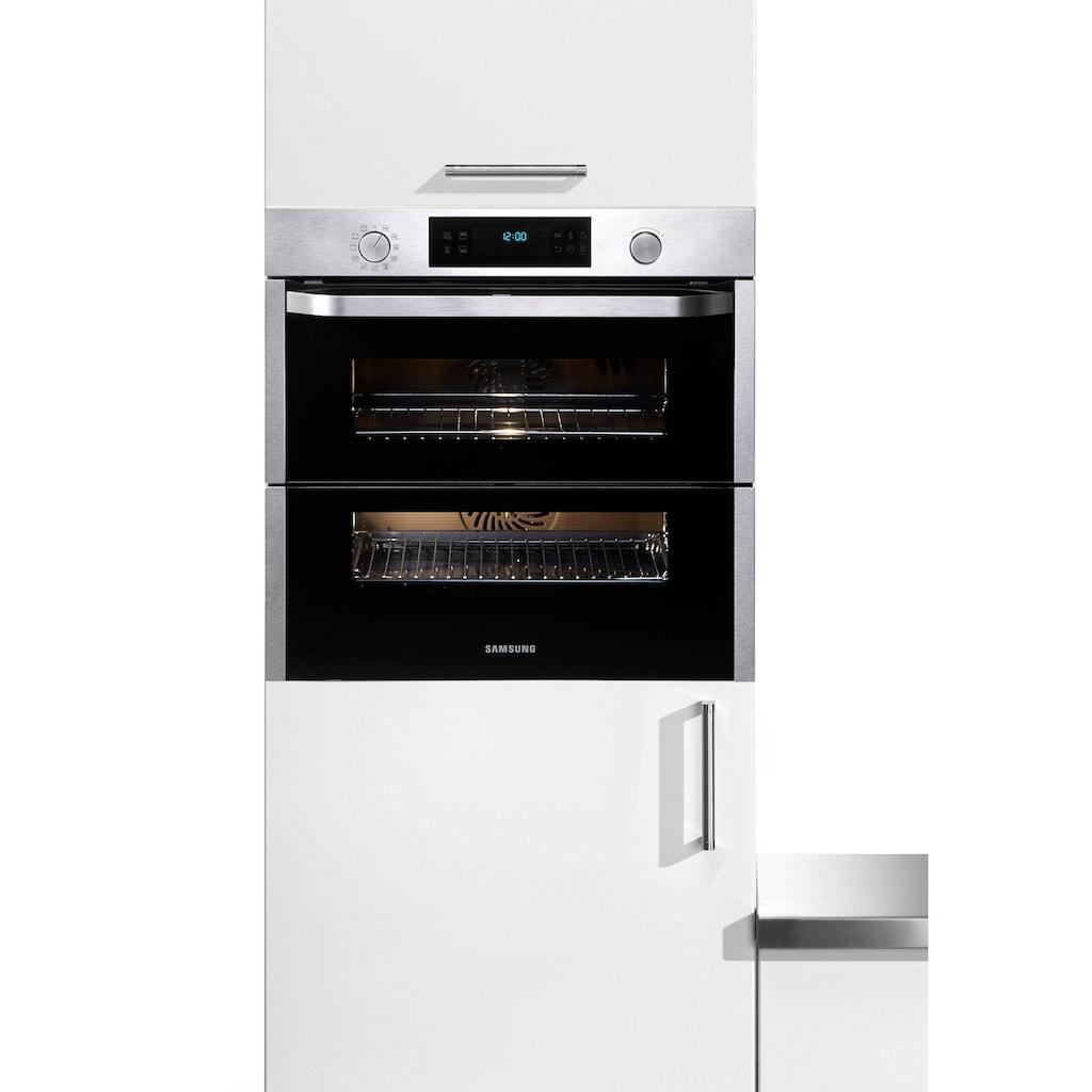 Samsung Einbaubackofen »NV75N5641RS/EG«, NV75N5641RS, katalytische Reinigung, Dual Cook Flex